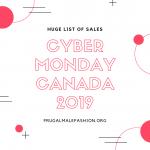cyber monday canada 2019