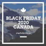 Black Friday Canada 2020